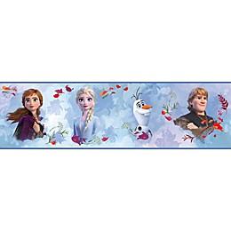RoomMates® Disney® Frozen II Peel and Stick Wallpaper Border