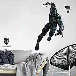 RoomMates® 15-Piece Black Panther Peel and Stick Giant Wall Decal Set