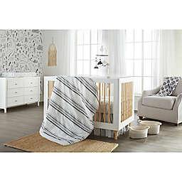Nest & Nod Nico Crib Bedding Collection in Black/White