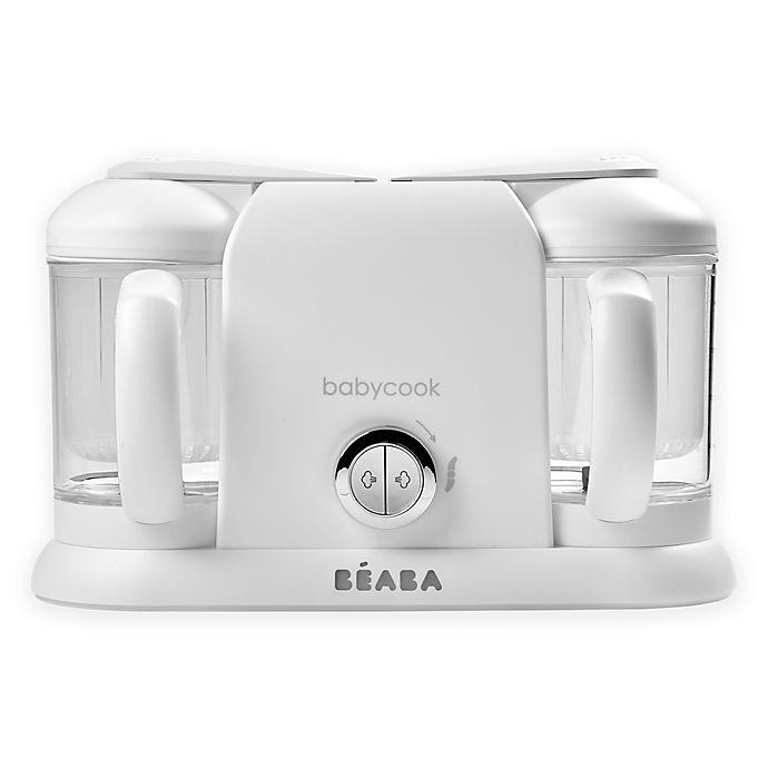 Alternate image 1 for BÉABA® Babycook® Plus in White