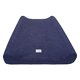 Burt's Bees Baby® Changing Pad Cover in Indigo