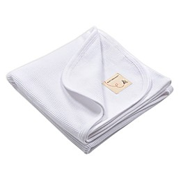 Burt's Bees Baby™ Organic Cotton Thermal Receiving Blanket