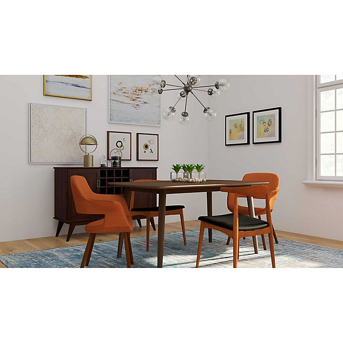 Alternate image 1 for iNSPIRE Q® Paloma Mid-Century Dining Table