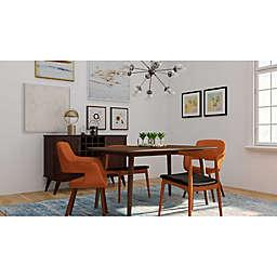 iNSPIRE Q® Paloma Mid-Century Dining Table