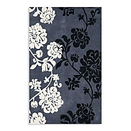 Safavieh Modern Art Rug in Grey/Black
