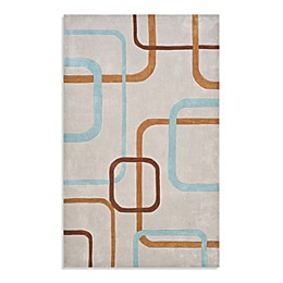Safavieh Modern Art Rug in Grey