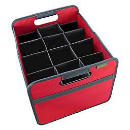 Meori® Foldable 12-Bottle Wine Carrier