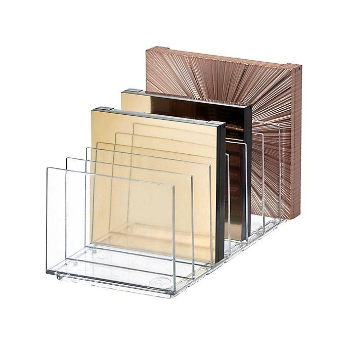 Alternate image 1 for iDesign™ Cosmetic Palette Organizer