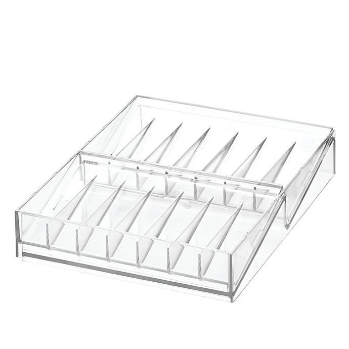 Alternate image 1 for iDesign™ Cosmetic Expandable Drawer Organizer