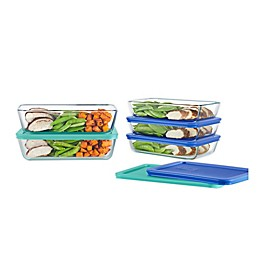 Pyrex® 10-Piece Meal Prep Set