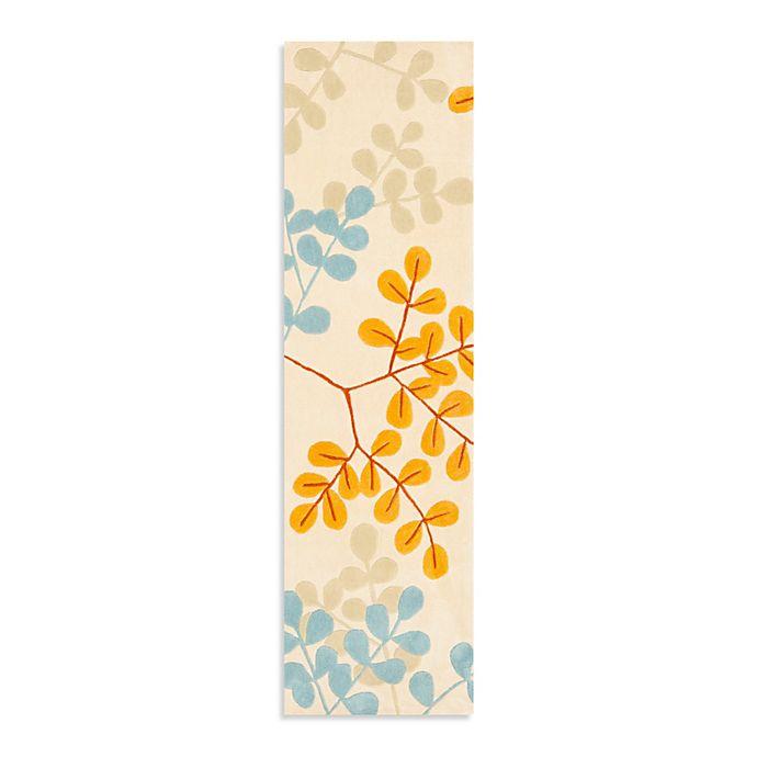 Alternate image 1 for Safavieh Modern Art Rug in Ivory/Multi