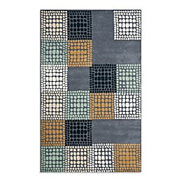 Safavieh Wyndham Gia Hand-Tufted Wool Rug in Grey/Multi