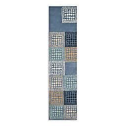 Safavieh Wyndham Gia 2-Foot 3-Inch x 9-Foot  Hand-Tufted Wool Runner in Grey/Multi