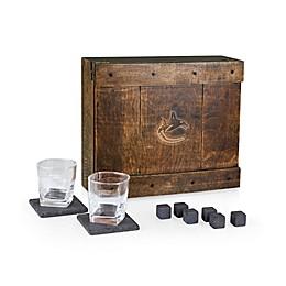 NHL Vancouver Canucks Whiskey Box Gift Set