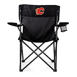 NHL Calgary Flames PTZ Camp Chair