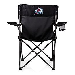 NHL Colorado Avalanche PTZ Camp Chair