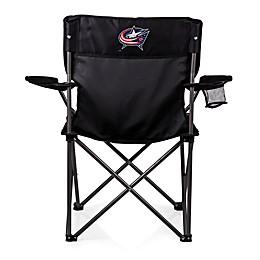 NHL Columbus Blue Jackets PTZ Camp Chair