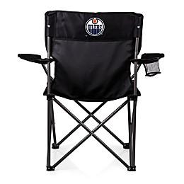 NHL Edmonton Oilers PTZ Camp Chair