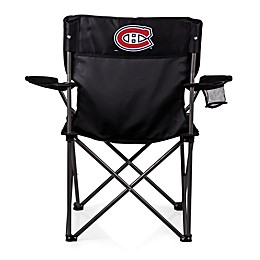 NHL Montreal Canadiens PTZ Camp Chair