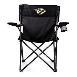 NHL Nashville Predators PTZ Camp Chair