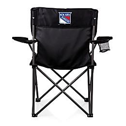 NHL New York Rangers PTZ Camp Chair