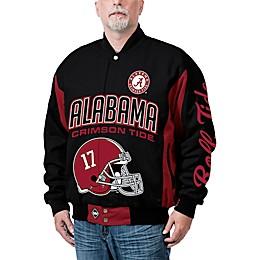 University of Alabama Top Dog Twill Jacket