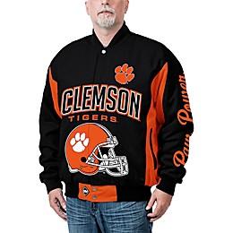 Clemson University Top Dog Twill Jacket