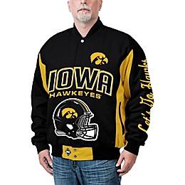 University of Iowa Top Dog Twill Jacket
