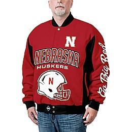 University of Nebraska Top Dog Twill Jacket
