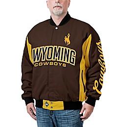 University of Wyoming Top Dog Twill Jacket