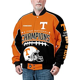 University of Tennessee Men's Commemorative Cotton Twill Jacket