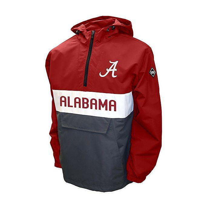 Cover One Men/'s Alabama Crimson Tide Hoodie Red