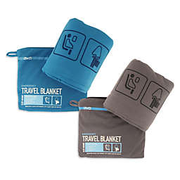 Flight 001 Travel Emergency Blanket