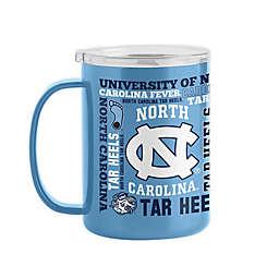 University of North Carolina 15 oz. Spirit Ultra Mug with Lid