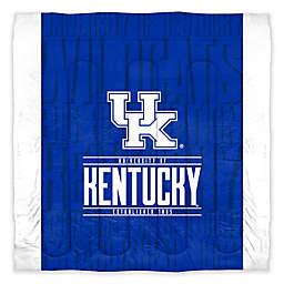 University of Kentucky Modern Take Comforter Set