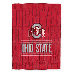 Ohio State University Modern Take Twin Comforter Set