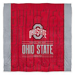 Ohio State University Modern Take Comforter Set