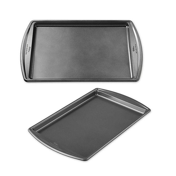 Alternate image 1 for Wilton® Advance Select Premium Nonstick™ Baking Sheet