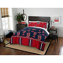 MLB Boston Red Sox Bed in a Bag Comforter Set