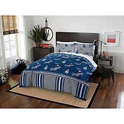 MLB Los Angeles Dodgers Bed in a Bag Comforter Set