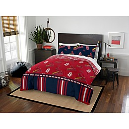 MLB St. Louis Cardinals Bed in a Bag Comforter Set