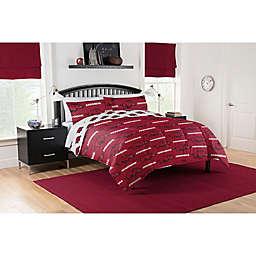 Arkansas Razorbacks Bed in a Bag Comforter Set
