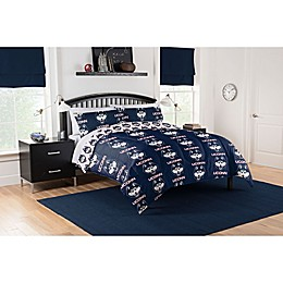 Connecticut Huskies Bed in a Bag Comforter Set