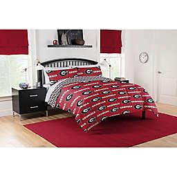 Georgia Bulldogs Bed in a Bag Comforter Set