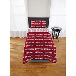 Indiana Hoosiers Bed in a Bag Comforter Set