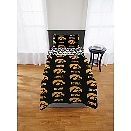 Iowa Hawkeyes Bed in a Bag Comforter Set