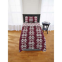 Mississippi State Bulldogs Bed in a Bag Comforter Set