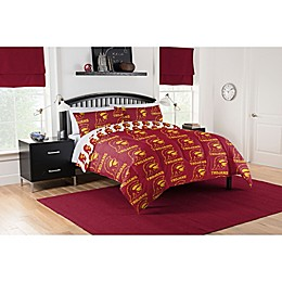 University of Southern California Trojans Bed in a Bag Comforter Set