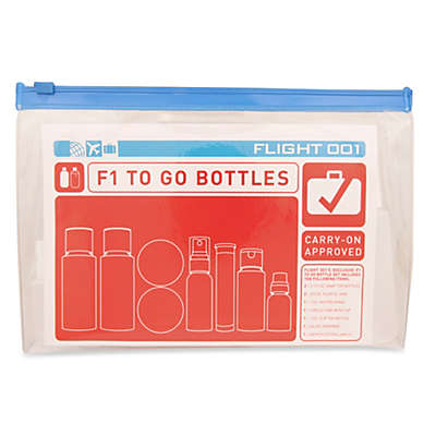 Flight 001 To Go Bottle and Jar Set