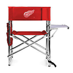 NHL Detroit Red Wings Sports Chair in Red
